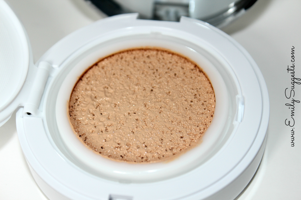 Lancome Miracle Cushion Close-up