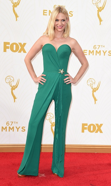 January Jones-Emmys
